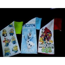 Bufandas Polar Estampada Personalizada Souvenir Cumpleaños