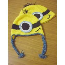 Gorritos Crochet Minnion