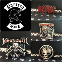 Tremendos Cintos Heavy Metal !