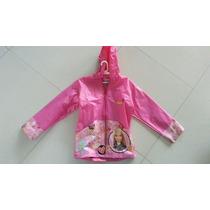 Piloto De Lluvia Para Nenas Barbie