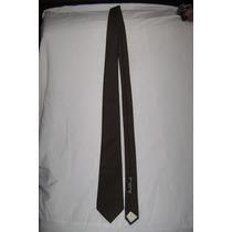 Corbata Color Marron