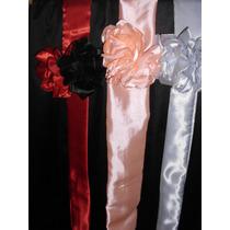Cintos De Raso Para Que Un Vestido Comun Paresca Nuevo!