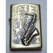 Excelente Encendedor Para Amantes Del Jazz