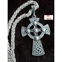 Cruz Cruces Celta Con Cadena