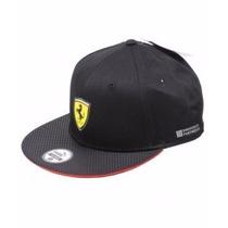 Gorra Puma Ferrari Team Flatbrim Snapback Original