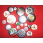 50 Prendedores/ Pins Personalizados 56mm