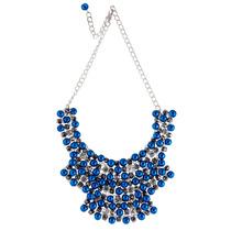 Collar Pectoral Naturaleza Geometric Glam Las Penelope