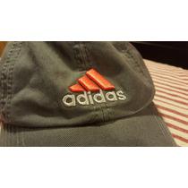 Gorra Adidas Gris Oscura Original