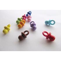 20 Chupetes De Plastico Baby Shower Dijes Chupetitos
