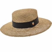 Sombrero Yute Calado Cayman Compañia De Sombreros H523032-29