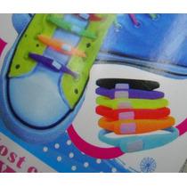 Tiras De Silicona P/zapatilla X 6 Iguales 4450 Epm