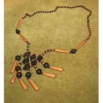 Accesorio Moda Collar Étnico Cultura Toba Chaco-salteño,