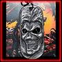 Llavero O Collar - Iron Maiden - Eddie - Dije