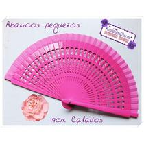 Abanicos Calados Mini 19cm! Flamenco/español - Amapolasmoras