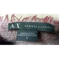 Pashmina Armani Exchange Original. Comprada En Usa.importada