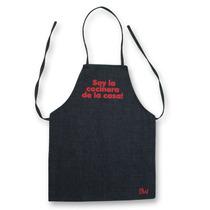 Delantales De Cocina De Jean (soy El Cocinero De La Casa)