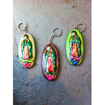 Llavero Virgen De Guadalupe