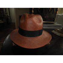 Sombrero Panama Nuevo Original Paja Toquilla Ecuador Unisex