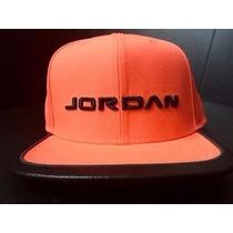 Gorra Jordan Jumpman Cuero Snapback Original Usa