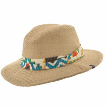 Sombrero Australiano Rafia Compañia De Sombreros M523030-99