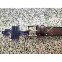 Cinto Cinturon Tommy En 44 Y 48 Importados C Etiqueta