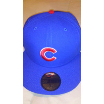 Gorra New Era Chicago Cubs Authentic Collection On-field 59f