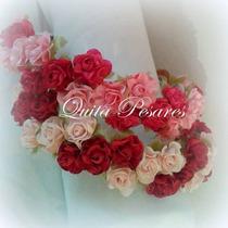 Vincha De Flores