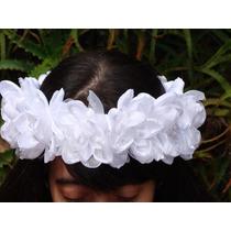 Exclusivas - Coronas De Flores - Diseño A Tu Gusto - Vinchas