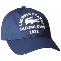 Gorra Lacoste France Sailing Club 1933 Unisex