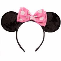 Vincha Disney Orejas Minnie