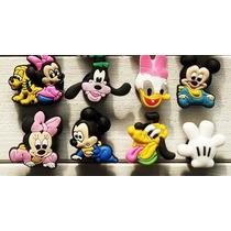 Pins Para Crocs X 4 Unidades Disney