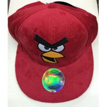 Gorra Angry Bird Importada