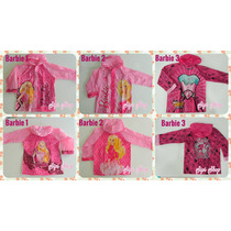 Piloto Para La Lluvia Barbie Varios Modelos Princesa
