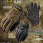 Guantes Mechanix Tacticos Mpact Covert Negros Coyote