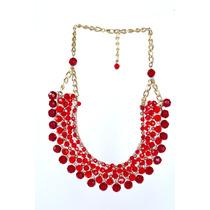 Collar Gargantilla Shiny Soul Red Las Penélope
