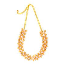Collar Sparks Gold Fino Las Penélope