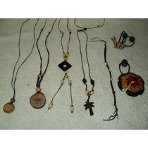 Collares Y Accesorios Artesanales Hippie 7 Art En Lote