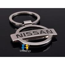 Llavero Nissan March Tiida Sentra Altima - Envío Gratis