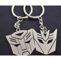 Par De Llaveros Transformers - Envío Gratis
