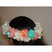 Vinchas - Coronas De Flores Para La Cabeza
