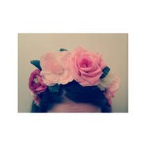 Vinchas Coronas De Flores Estilo Frida Kahlo Mejicanas Moda