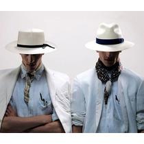 Oferta - Sombrero Panama Original- Genuino Artesanal.