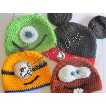 Gorros Crochet Artesanales