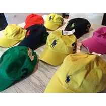 Gorras Polo Ralph Lauren Originales Importadas Eeuu 2016