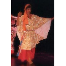 Túnica Para Danza Árabe