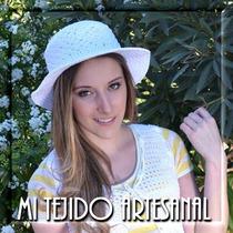 Sombreros Para Damas Y Adolescentes Tejidos Al Crochet