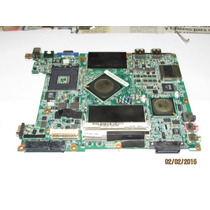 Motherboard Notebook Bangho Intel M72s 0 6-71-m72s0-d03a Gp