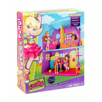 Polly Pocket Casa Polly Playhouse Original Mattel
