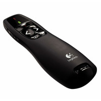 Puntero Presentador Laser Wireless Presenter R400 Logitech