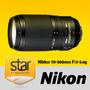 En Rosario Objetivo / Lente Nikon 70-300 Mm Af (f 4-5.6)